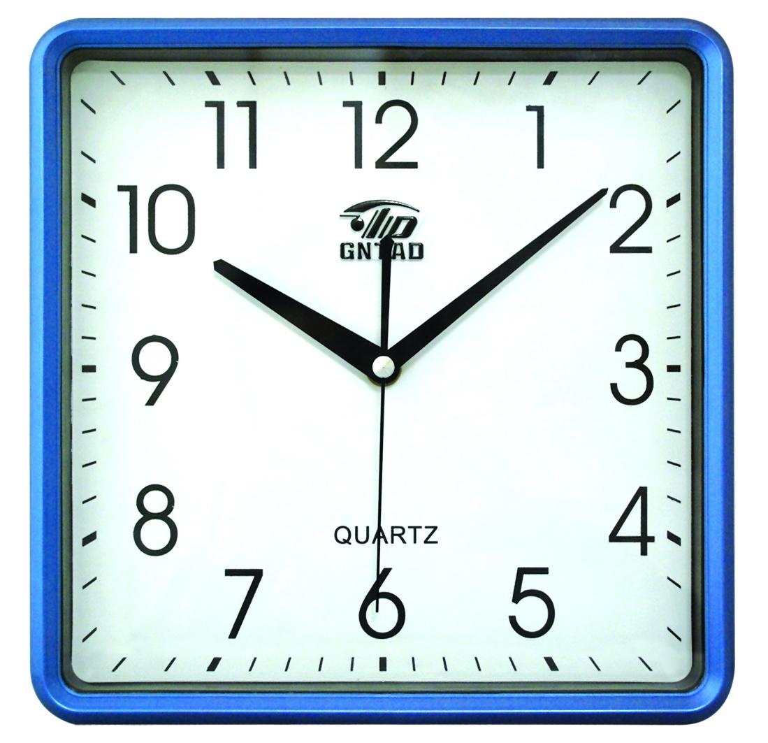 Squares clipart alarm clock Clock Square Wall clipartsgram com