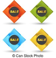 Squares clipart big Big colorful Illustrations clipart Clipart