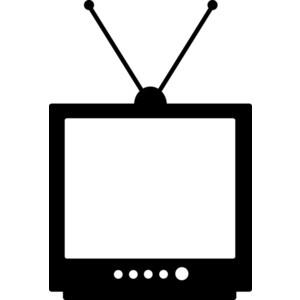 Art Borders Television & Polyvore