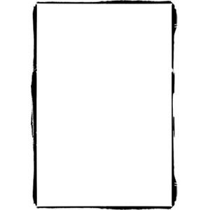Squares clipart black border Jonas Black Square rectangle Solid