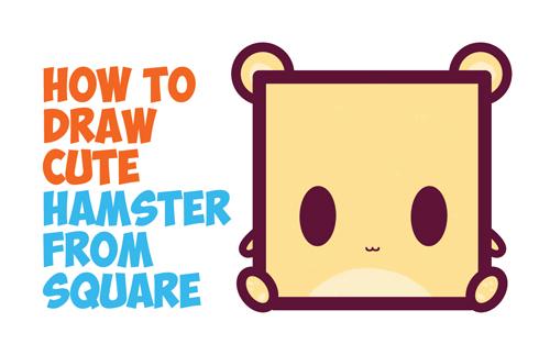 Squares clipart cute Draw Characters Kawaii Cute Cute
