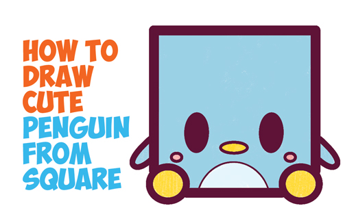 Squares clipart cute By Draw by Squares