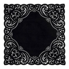 Squares clipart doily LACE digital lace 10