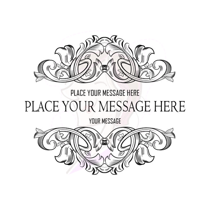 Squares clipart filigree Frame Digital 10151 on best