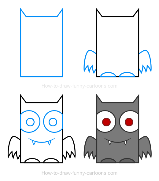 Squares clipart funny Clipart How Clipart Animals to