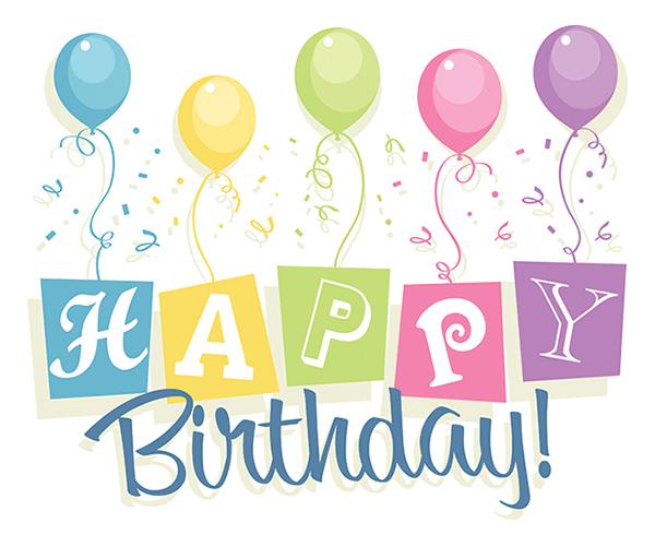 Squares clipart happy Birthday Happy Happy Squares Birthday