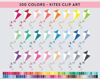 Squares clipart kite #11