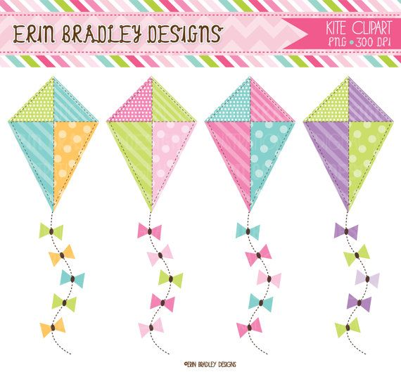 Squares clipart kite #7