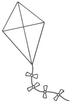 Squares clipart kite #6