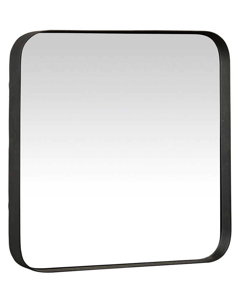 Squares clipart mirror frame Wall Square Black h Framed