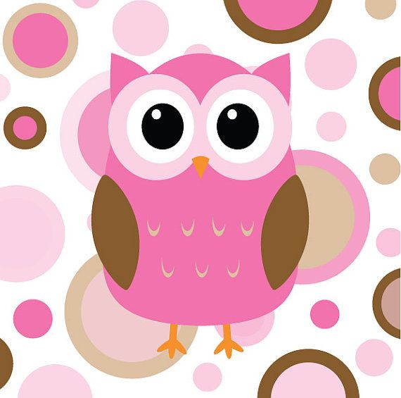 Squares clipart owl Cute by images Brown Pinterest