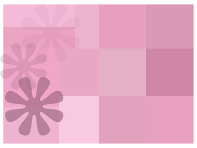 Squares clipart pink Image: Pink Christart Clipart Squares