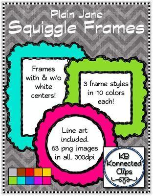 Squares clipart plain Jane Clip (63 KB Squiggle