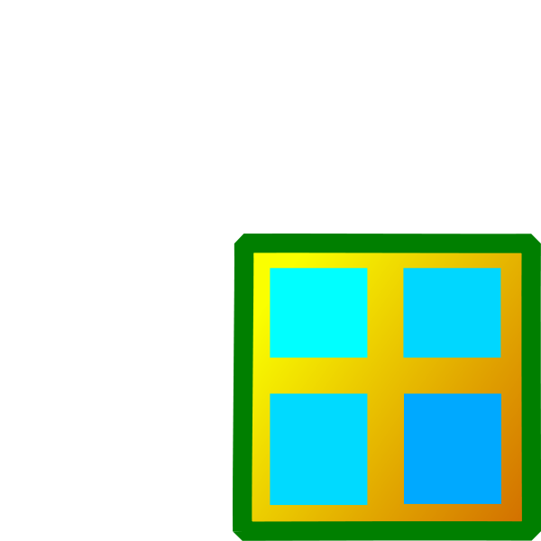 Window clipart rectangle Window clipart Images Clipart window