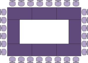 Squares clipart square table Hollow Plan Pinterest Table Table
