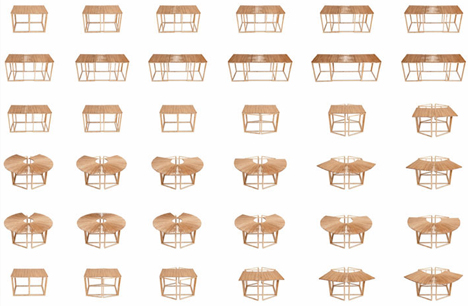 Squares clipart square table From From Table Shifting Square