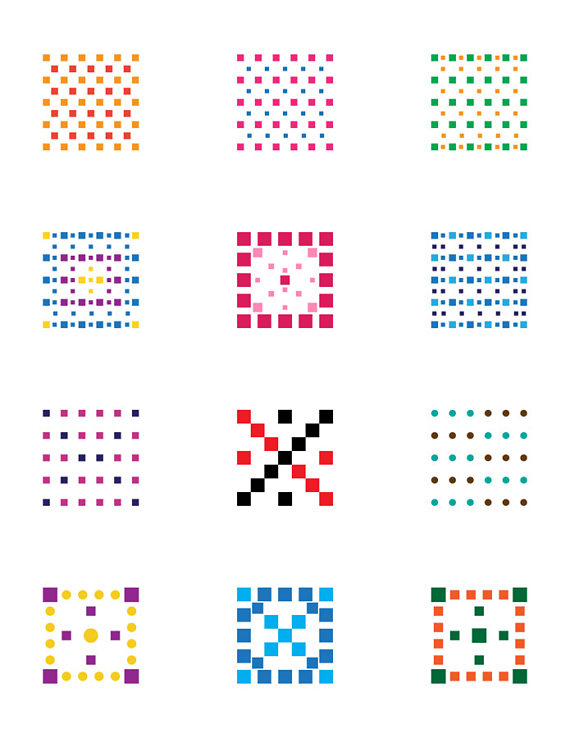 Squares clipart square thing A Clipart Colorful Squares
