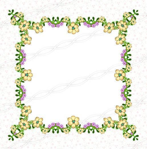 Squares clipart violet Square frames png border +