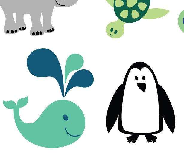 Squares clipart whale  clip free Party art!