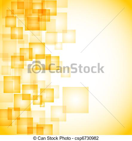 Squares clipart yellow Illustration squares Vector background squares