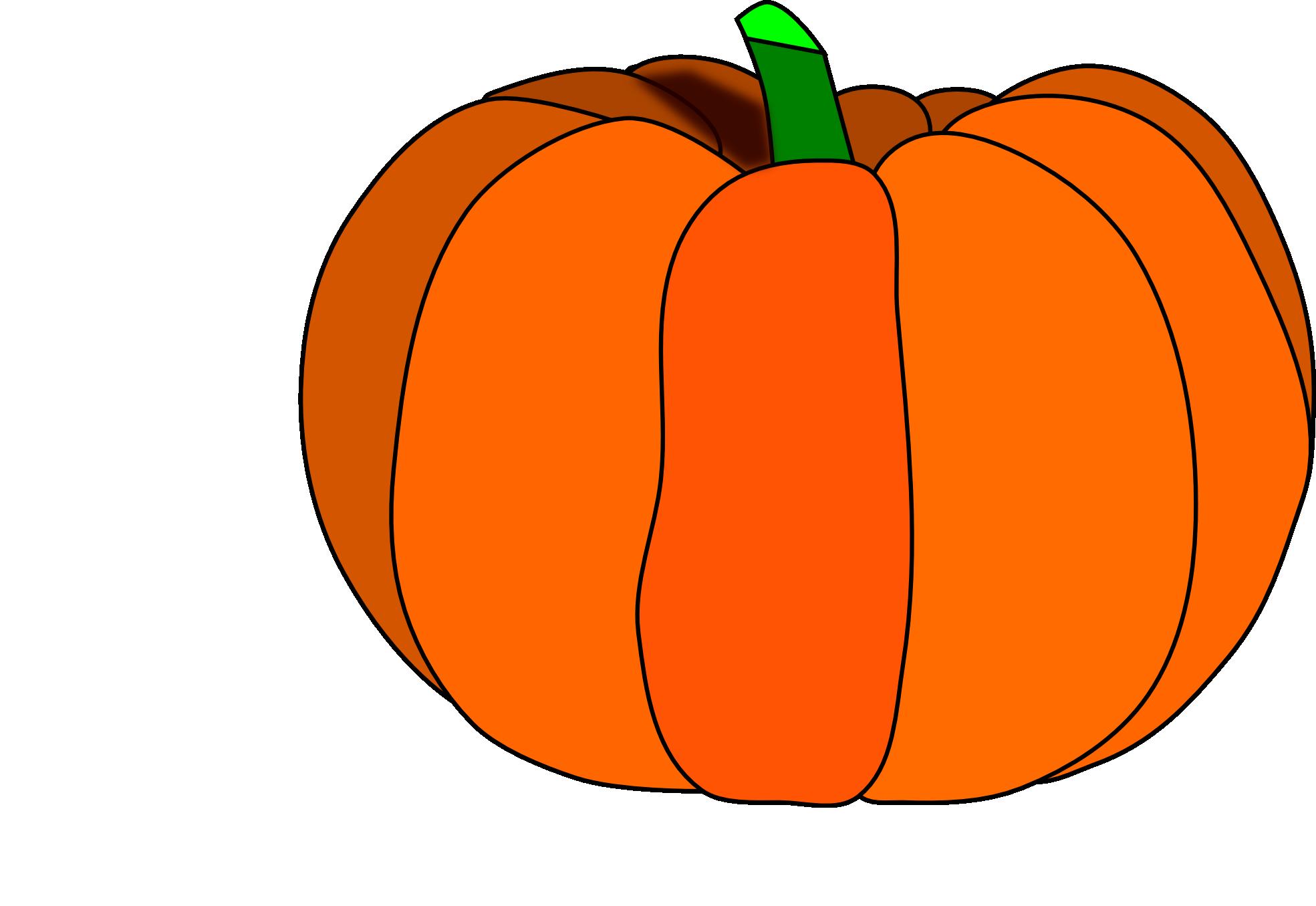 Drawn pumpkin kalabasa Cliparts clipart Pie Squash clipart