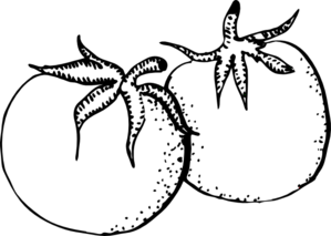 Squash clipart black and white Clipart And Images White Clipart