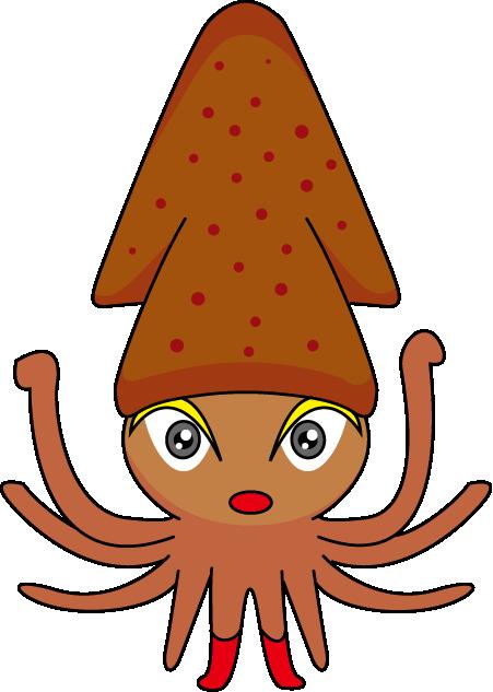 Mollusc clipart cuttlefish #3