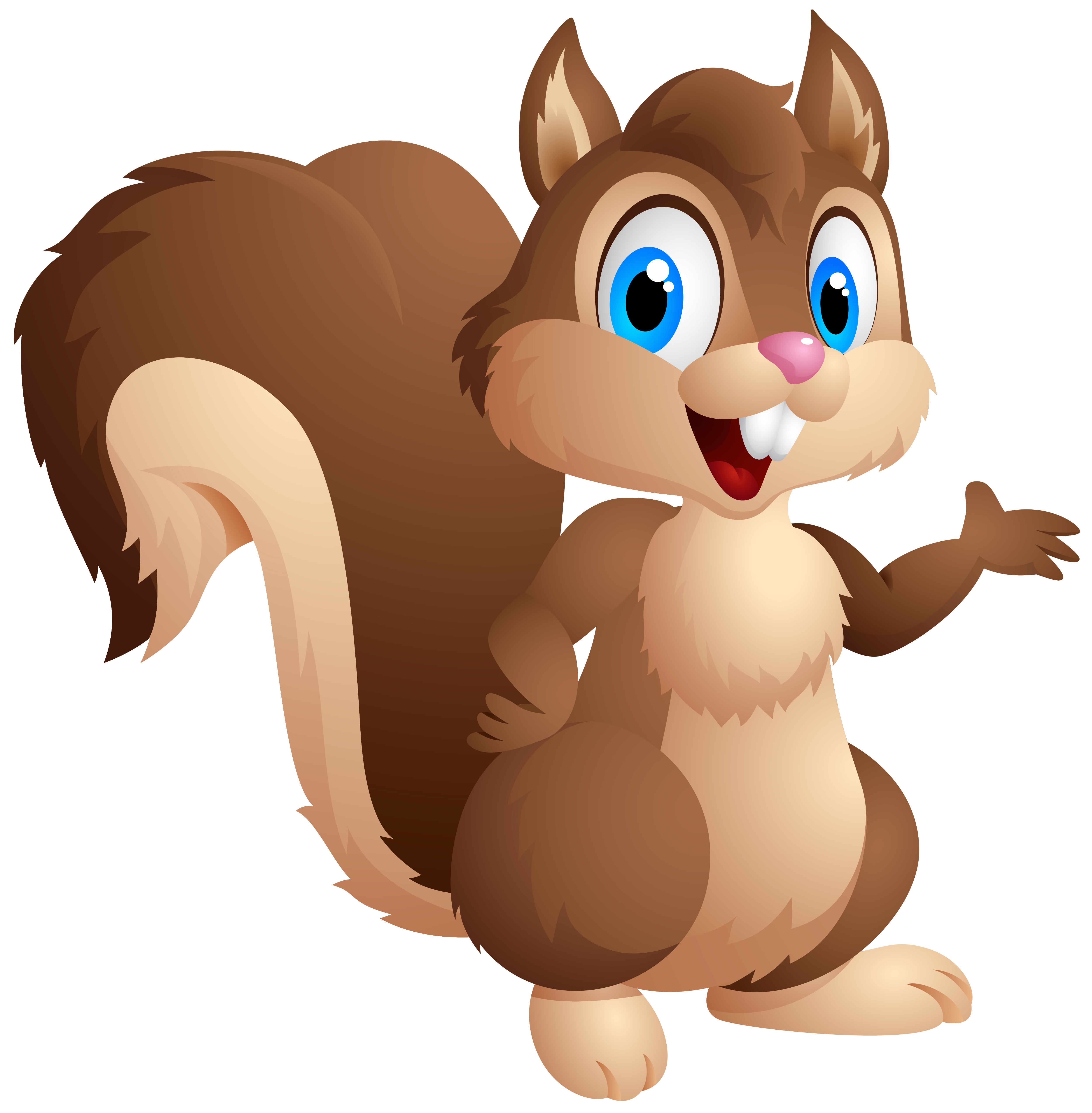 In The Desert clipart squirrel 7 free Squirrel a 2