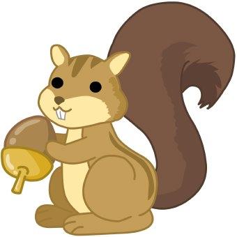 Squirrel clipart Images Squirrel art clip 2