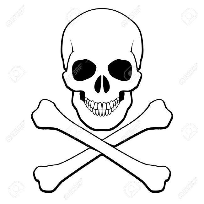 Covered clipart badass Best about skull Cross Pinterest