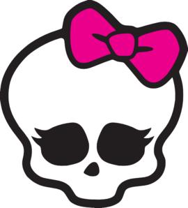Ssckull clipart basic High Pink art quality skull