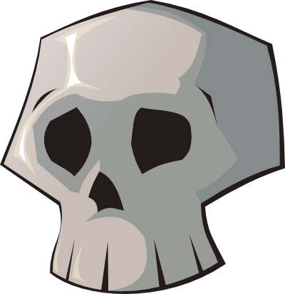 Ssckull clipart basic Clipart Skull images images free