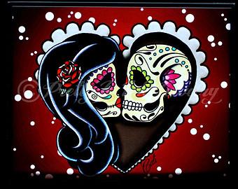 Ssckull clipart bride #5