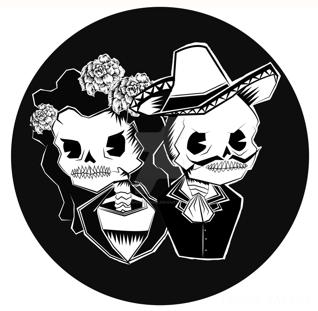 Ssckull clipart couple Sugar barrosddenise Couple Couple Sugar