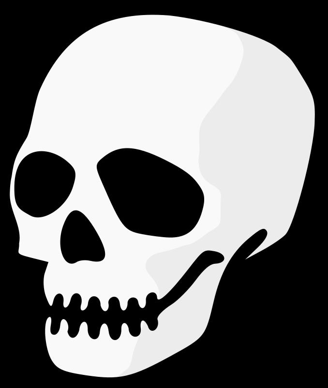 Ssckull clipart dead Art on Clip  Free