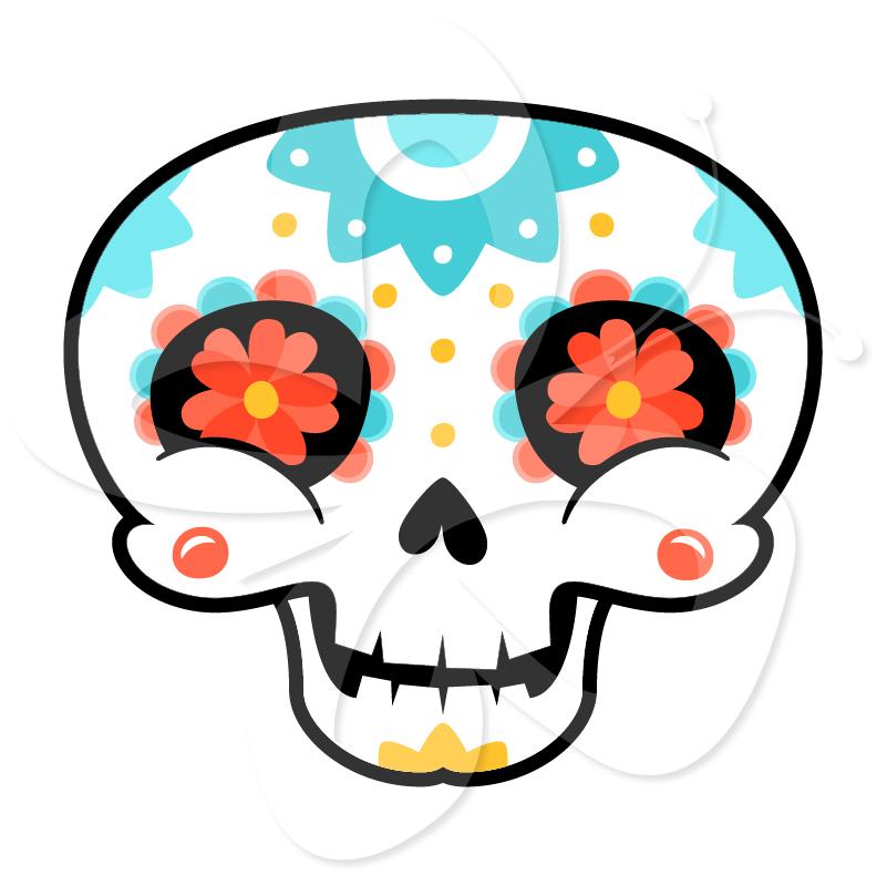 Ssckull clipart dead Clip Art Free  Art