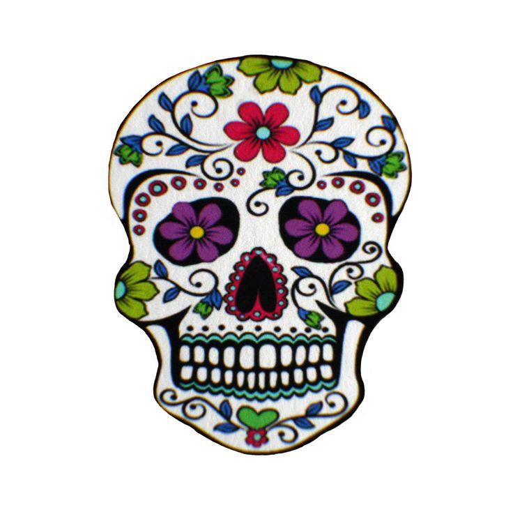 Ssckull clipart dia de los muertos skull Download Free Skull Mexican Art