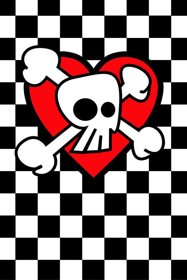 Ssckull clipart emo Jones  Download Skull Free