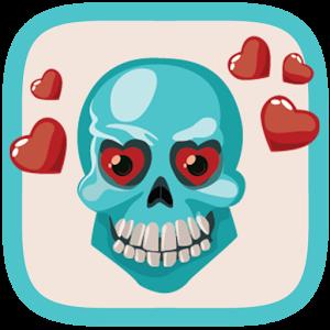 Ssckull clipart emoji #8