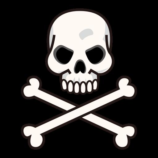 Ssckull clipart emoji #3