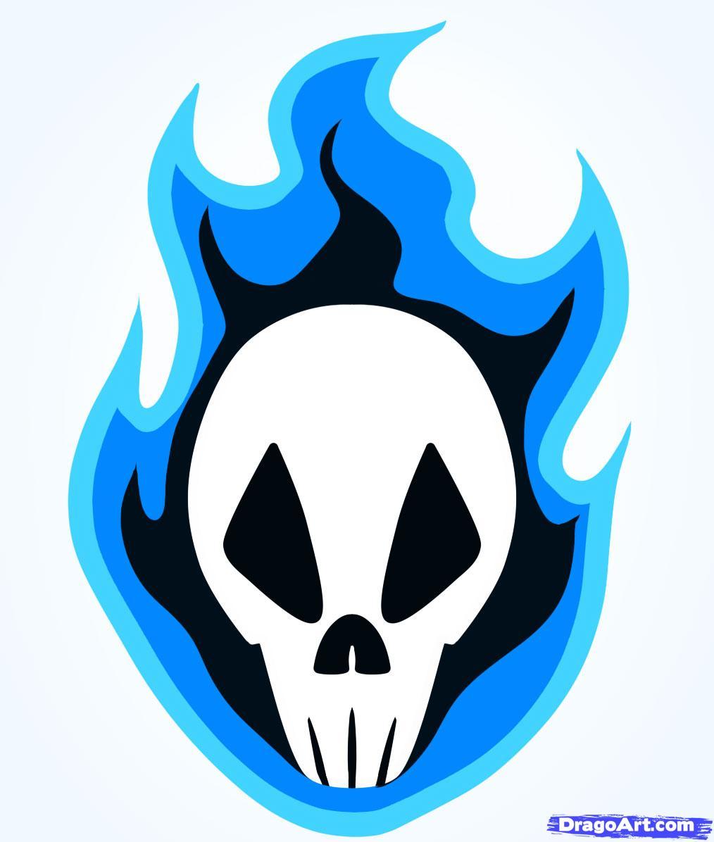 Drawn skull anime Free how%20to%20draw%20cartoon%20fire%20flames Flames To Panda