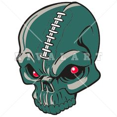 Ssckull clipart football #11