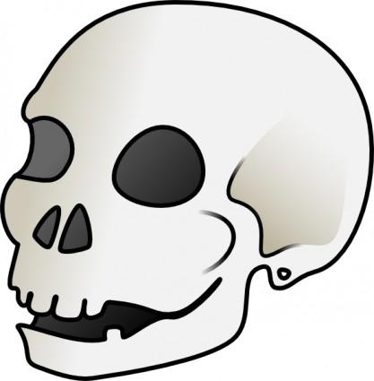 Ssckull clipart friendly Clipart Friendly Friendly Skull Download