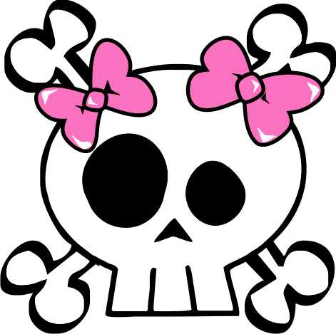 Ssckull clipart friendly Clipart Skull y clipart The