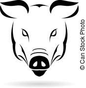 Ssckull clipart hog Image  vector 445 on