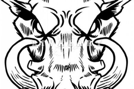 Ssckull clipart hog Sketch Pig Skull DA boars