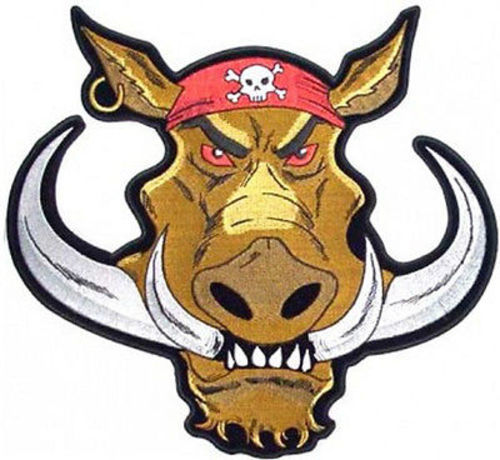 Ssckull clipart hog Hawg Earing Skull Hawg Skull