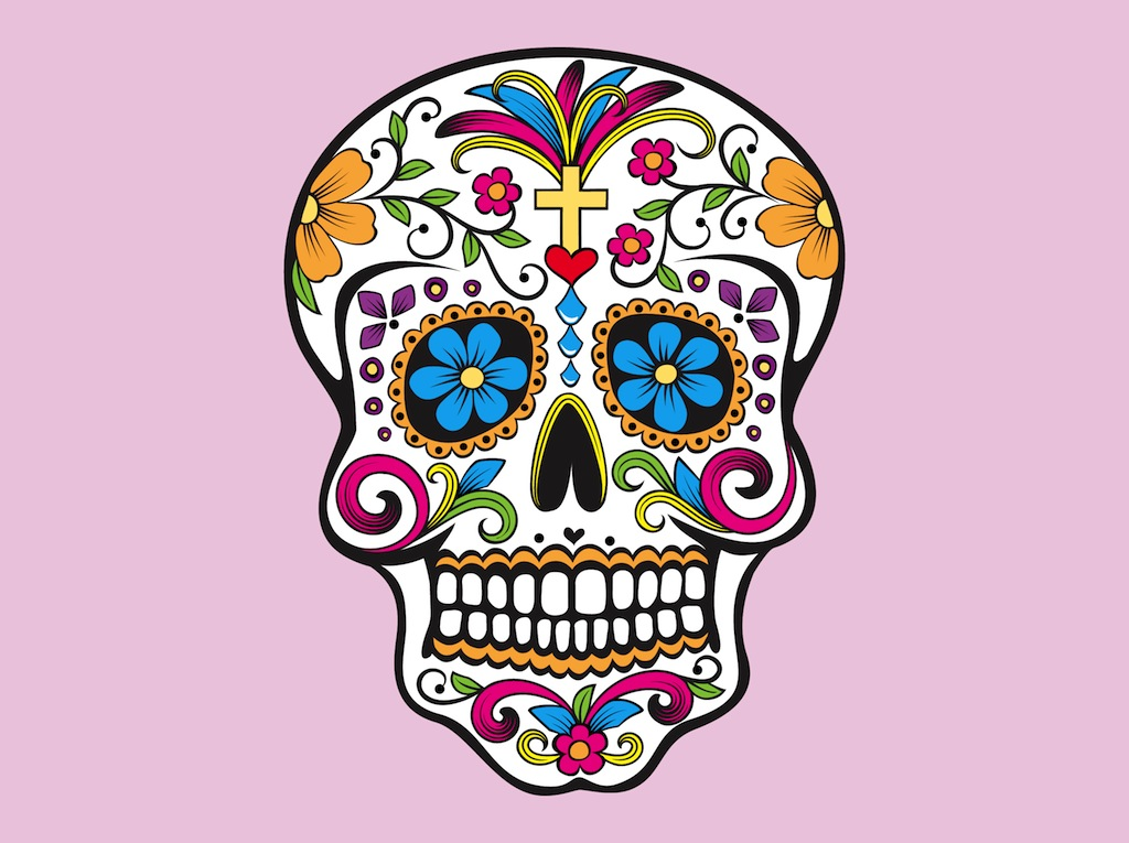 Day Of The Dead clipart hamlet skull Images  Clip Mexican Art