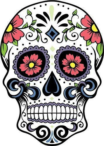 Ssckull clipart mexican skull Skulls Sugar ideas Best skull