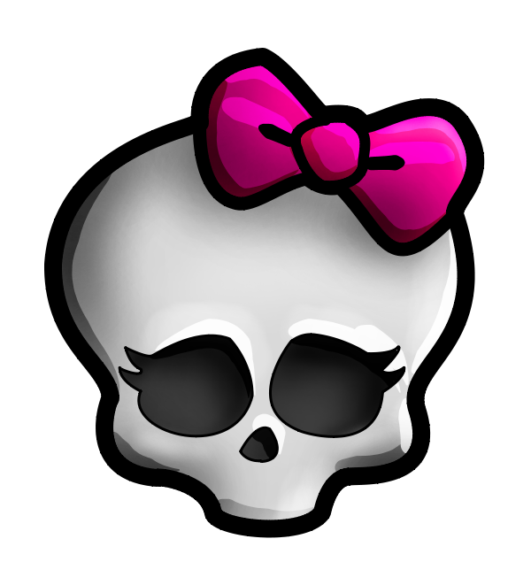 Ssckull clipart monster high Skullette by High Monster Monster